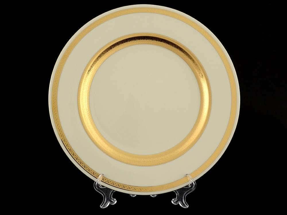 Crem Gold 9321 Набор тарелок Falkenporzellan 27 см