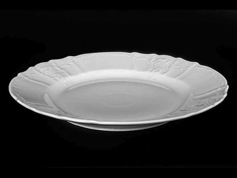 Бернадотт Недекорированный Блюдо круглое 30 см