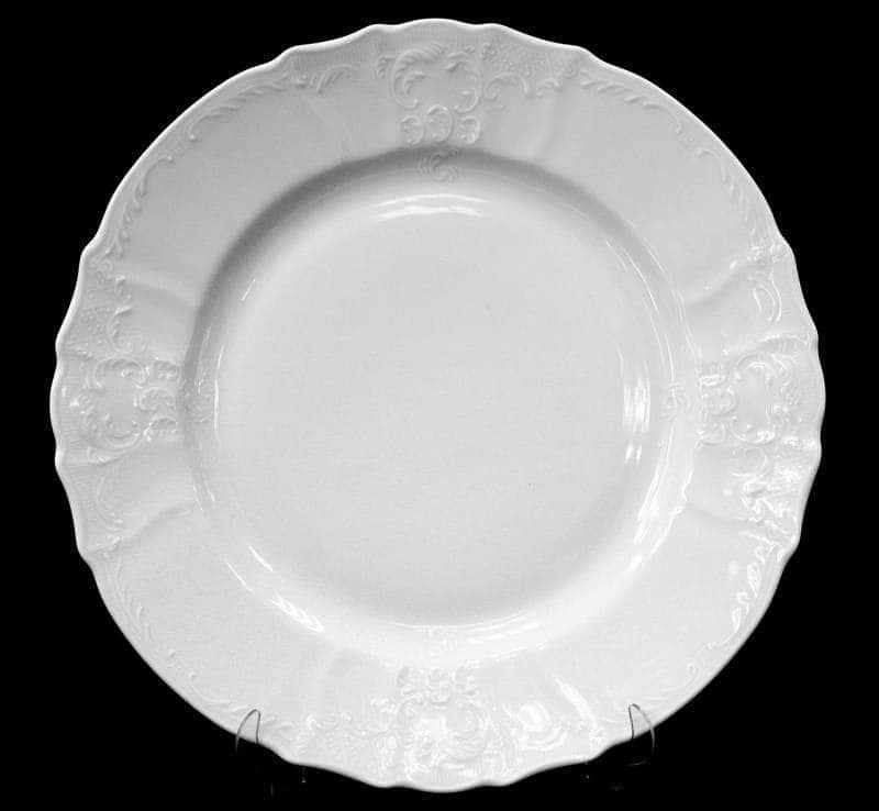 Бернадотт Недекорированный Блюдо круглое 32 см