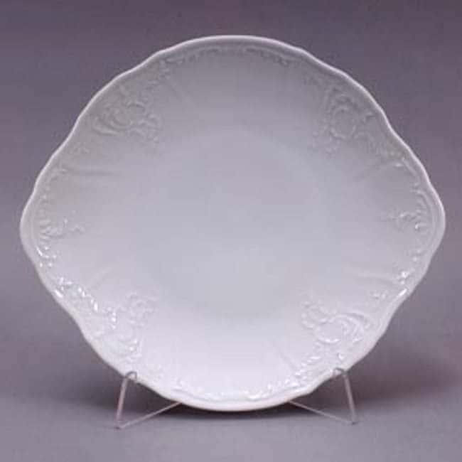 Бернадотт Недекорированный Тарелка для торта 27 см