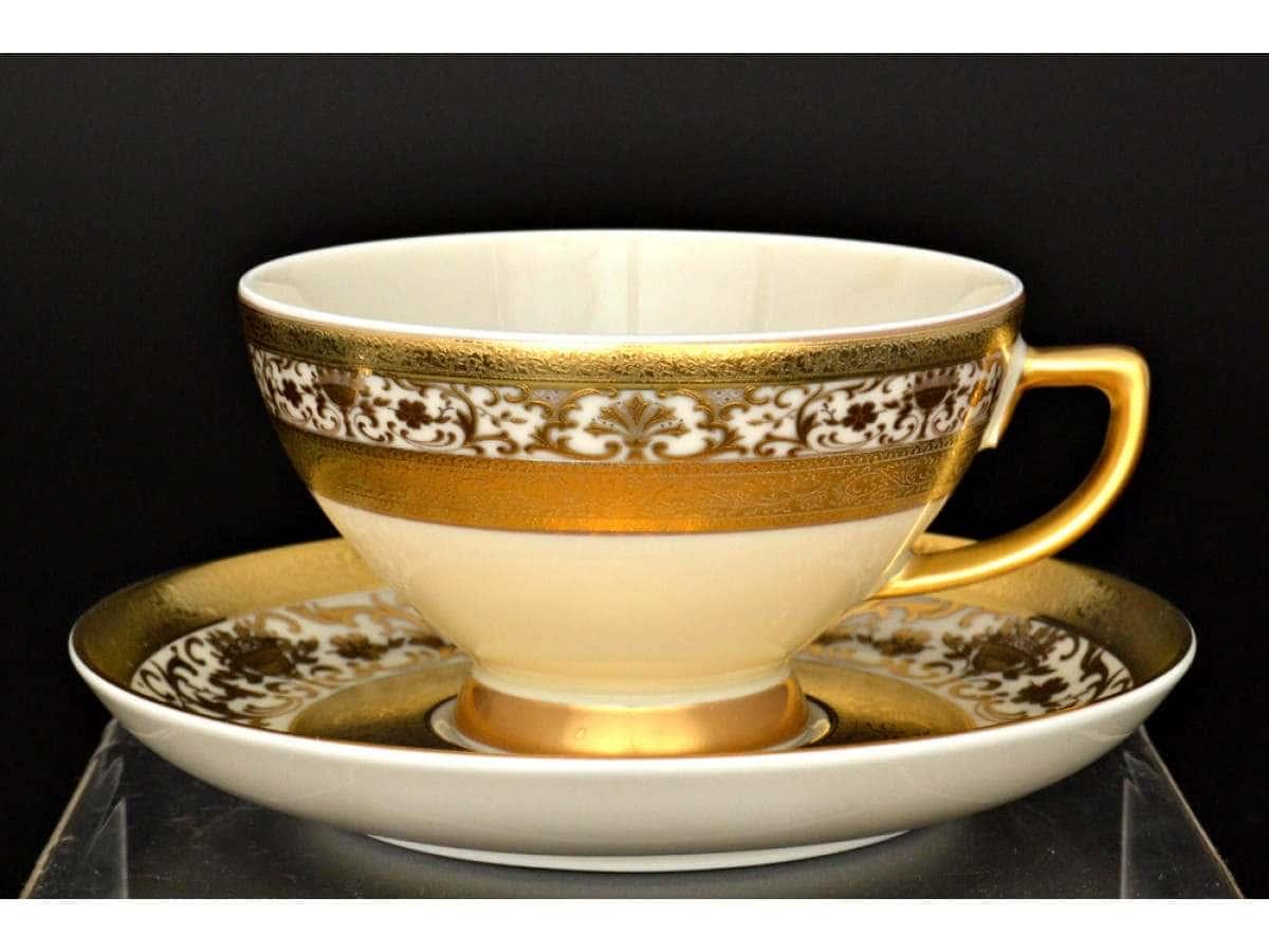 Constan Royal Cold Набор чайных пар Falkenporzellan 250 мл