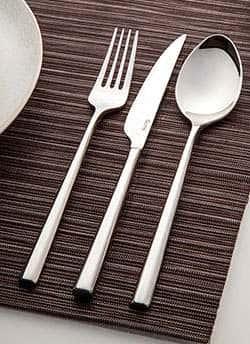 Elegance Набор столовых приборов 24 предмета на 6 персон Готтис
