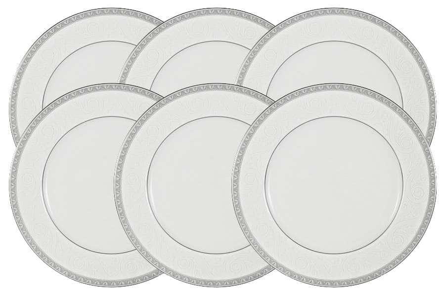 Набор из 6 салатных тарелок Луна Narumi Индонезия