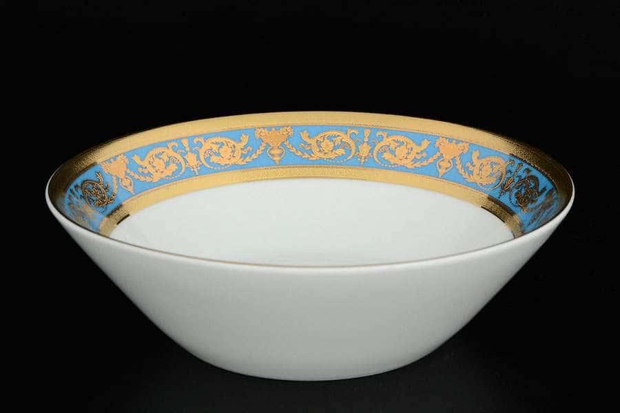 Imperial Blue Gold Набор салатников FalkenPorzellan 19 см