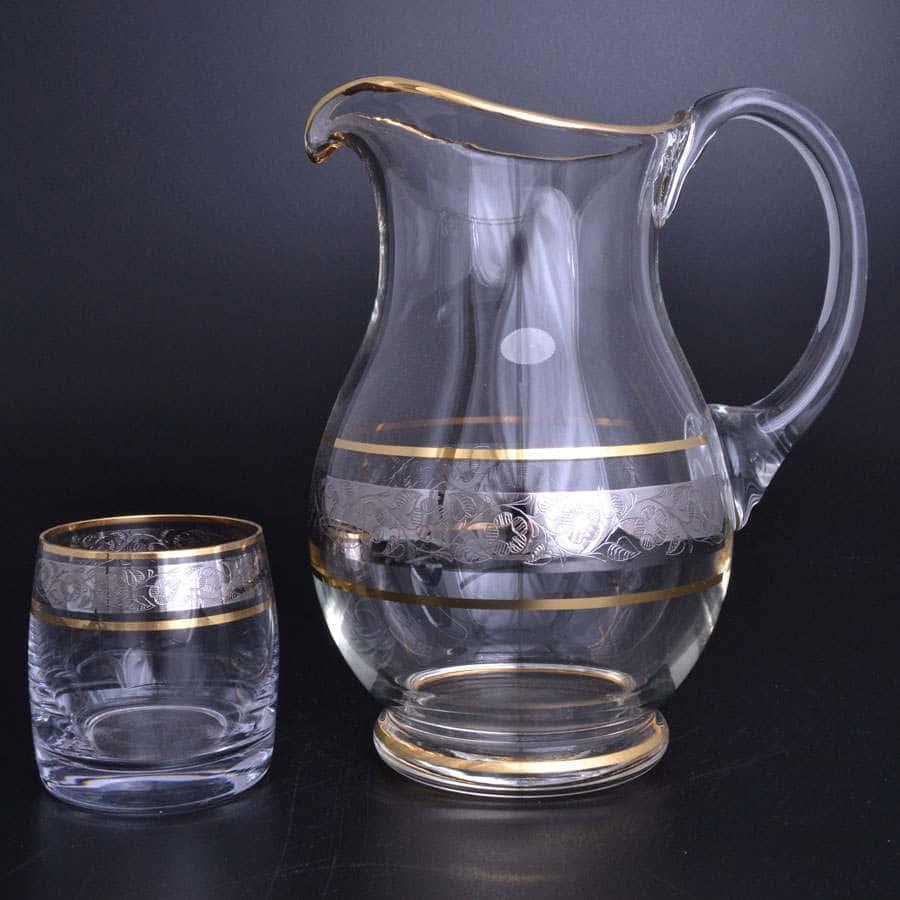 Идеал Панто V-D Набор для воды Kvetna 7 предметов