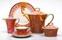 Бизант Чайный сервиз Rosenthal  21 предмет из фарфора 34640