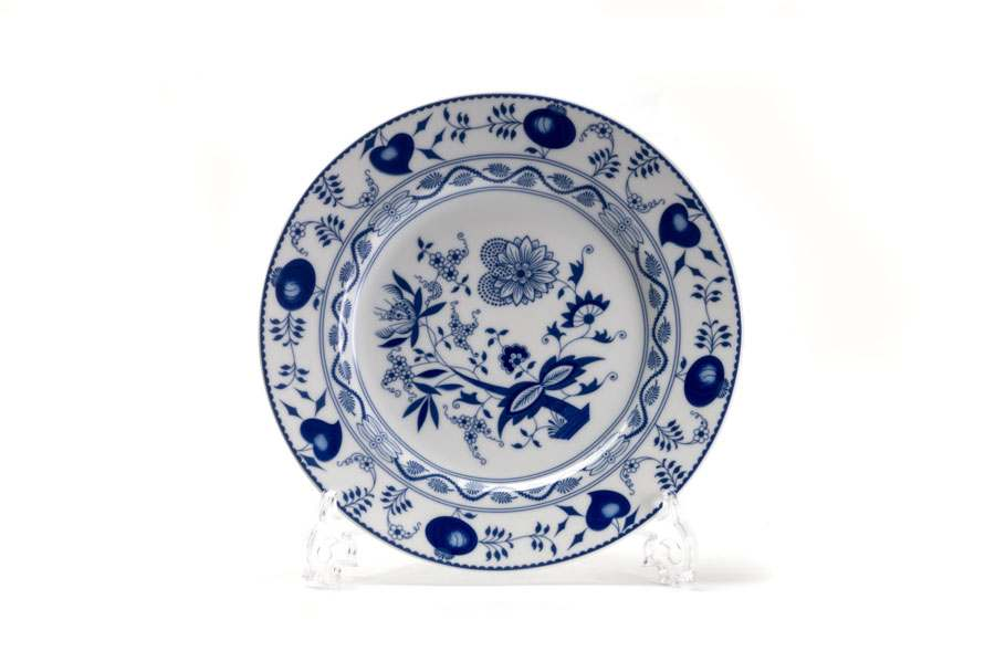 Блюдо для презентаций Д 32 см Ognion Bleu 1313 Тунис