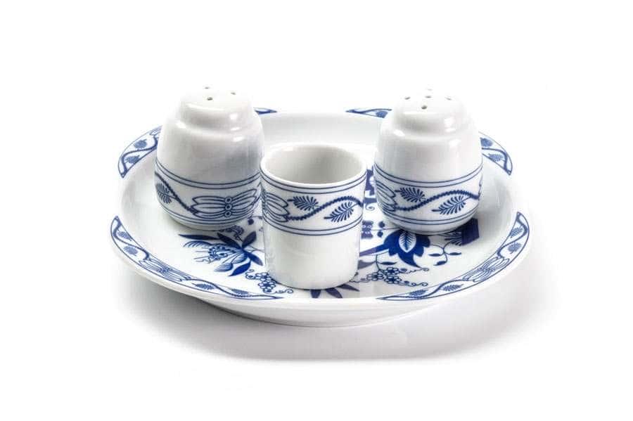 Набор для специй 4 предмета Ognion Bleu 1313 Тунис
