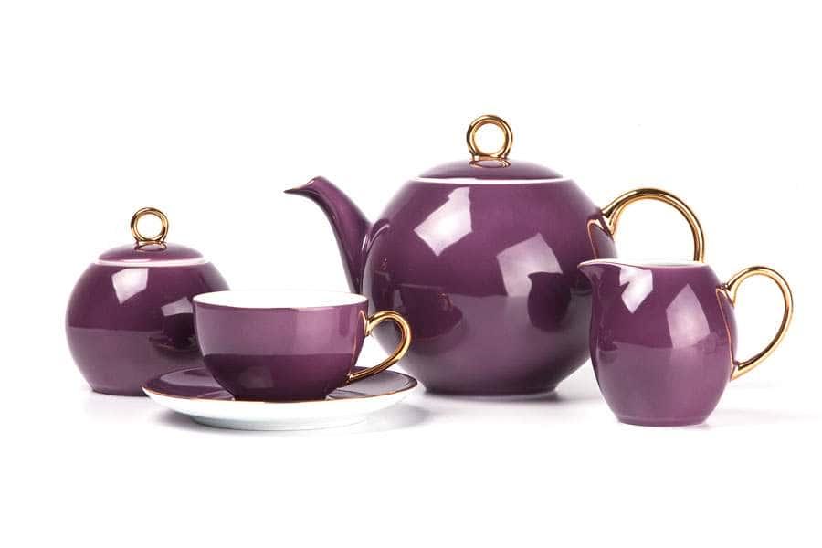 MONALISA 3124 Чайный сервиз 15 предмета RAINBOW OR Тунис