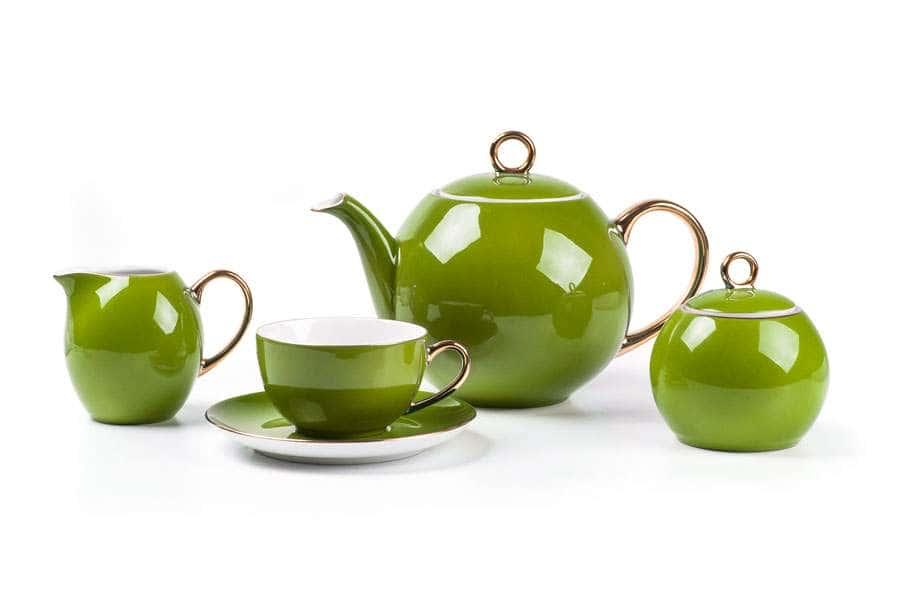MONALISA 3128 Чайный сервиз 15 предмета RAINBOW OR Тунис