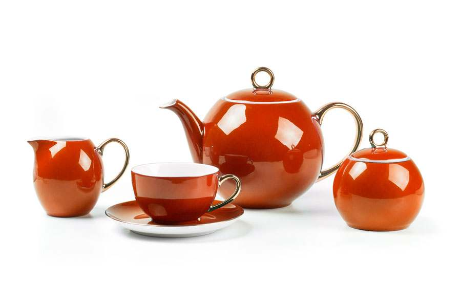 MONALISA 3127 Чайный сервиз 15 предмета RAINBOW OR Тунис