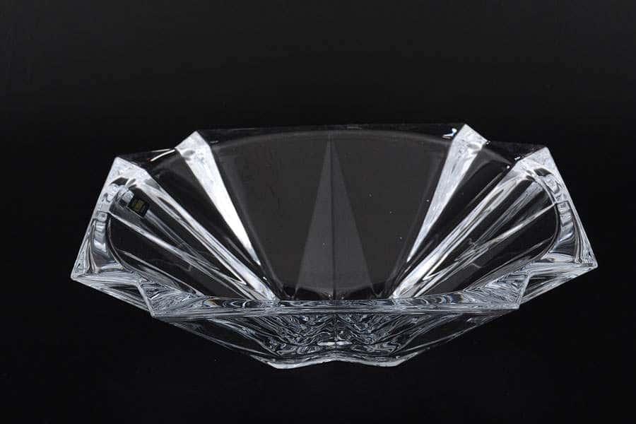 METROPOLITAN Ваза для фруктов Crystalite Bohemia 33 см 32341
