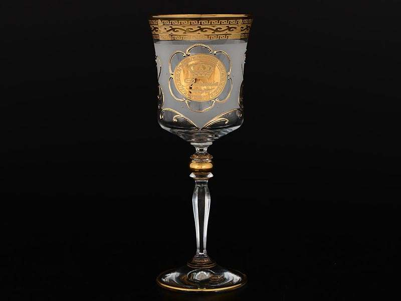 Версаче Богемия R-G Фужер для вина 250 мл