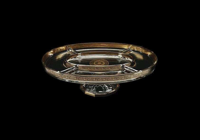 Лилит Менажница овальная Astra Gold 28 см Чехия