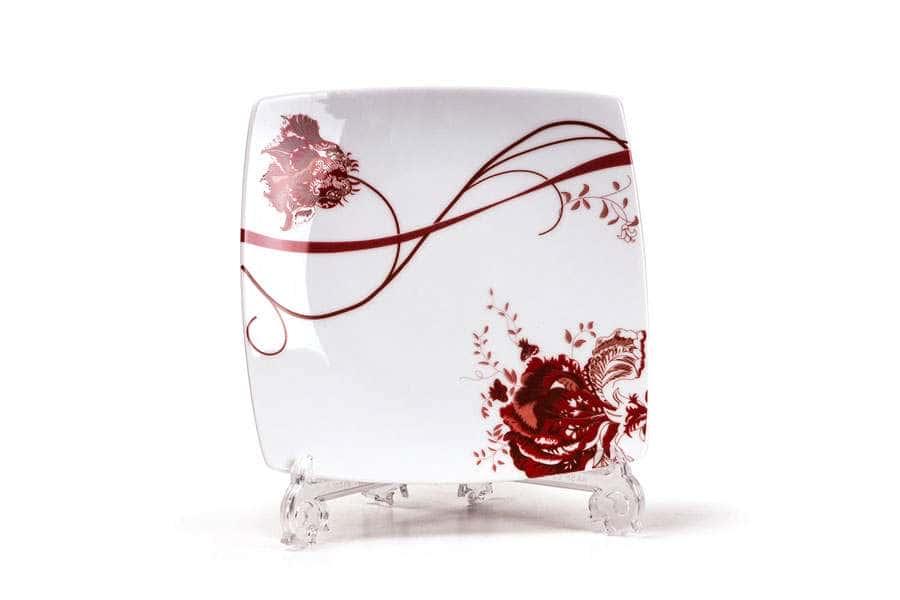 KYOTO Набор тарелок 20 см 6 шт Noblesse Roug Тунис