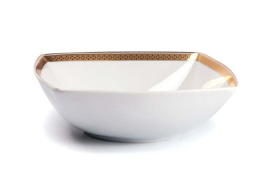 KYOTO 1555 Салатник 13 см золото Saint Germain Or Тунис