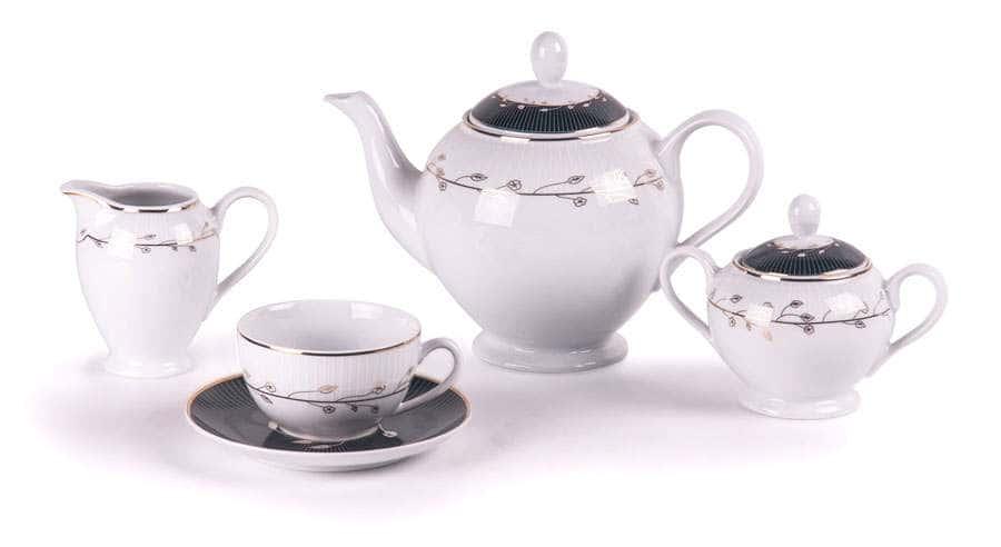 ISIS 1699 Сервиз чайный 15 предмета TOISON OR Тунис