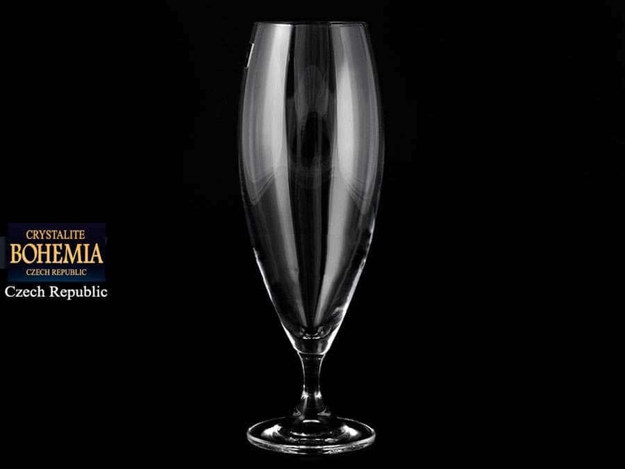 CECILIA Набор бокалов для шампанского Crystalite 380 мл 34615