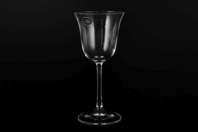BELL Набор фужеров для вина Crystalite Bohemia 170 мл