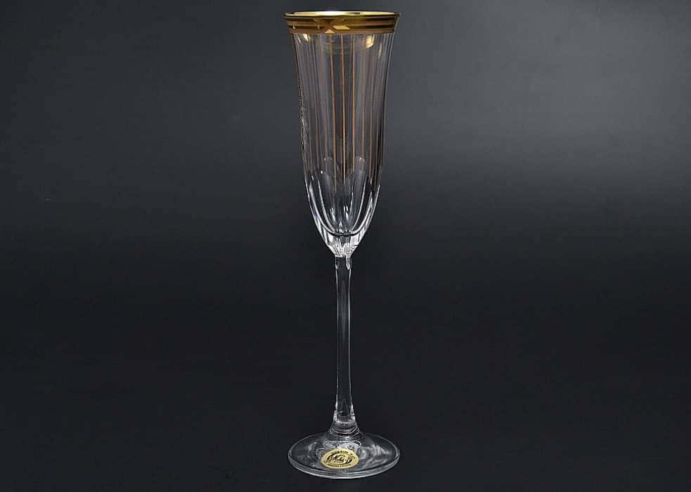 Пейджипру Набор фужеров для шампанского Нике 350 мл