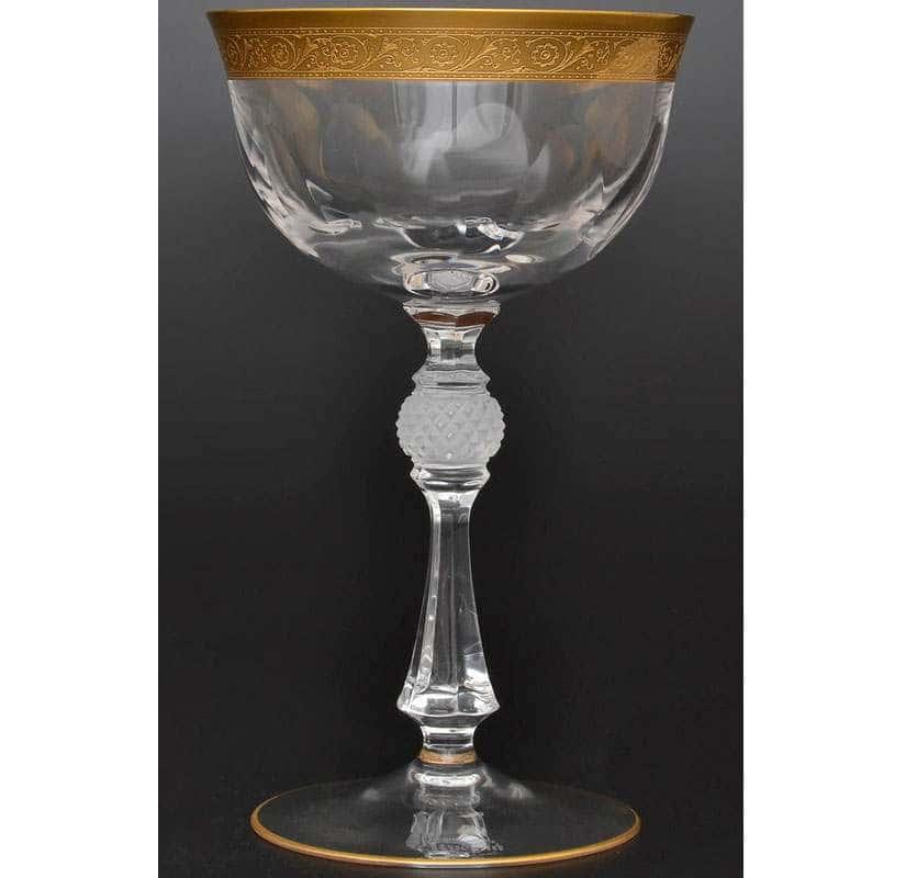 Джесси Кристалайт Набор креманок для мартини 190 мл Kvetna