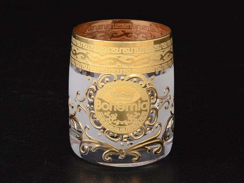 Версачe Богемия (6 шт) B-G фон Идеал Набор стопок для водки
