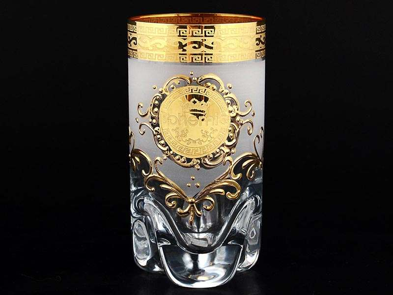 Версаче Богемия  B-G Трио Набор стаканов для воды