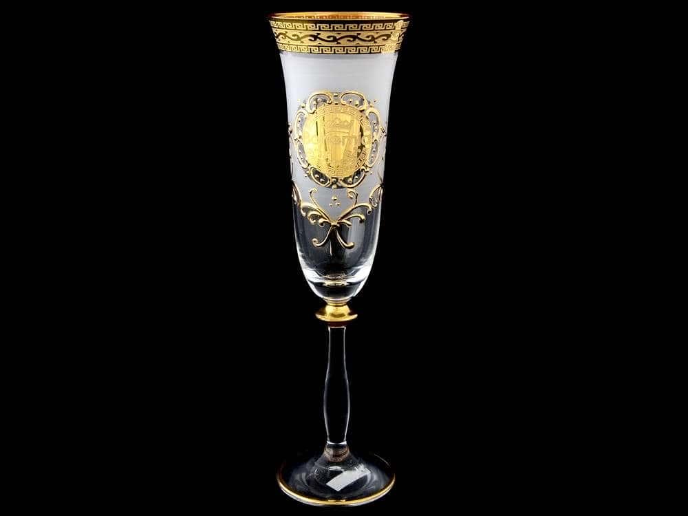 Версаче Богемия Б-Г Анжела Набор фужеров для шампанского