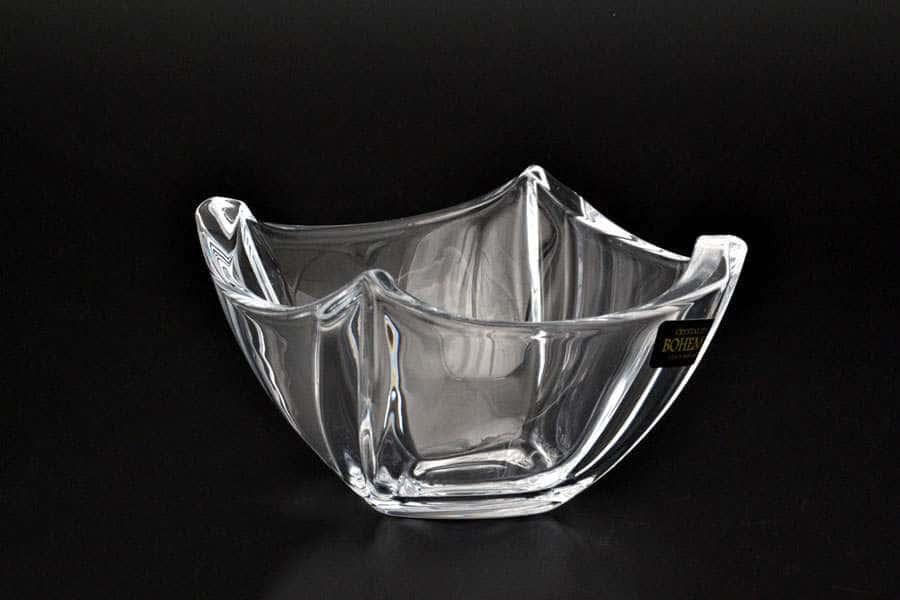 COLOSSEUM Салатник Crystalite Bohemia 13 см из стекла