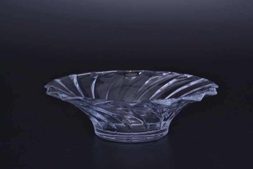 PICADELLI Салатник Crystalite Bohemia 21 см и стекла