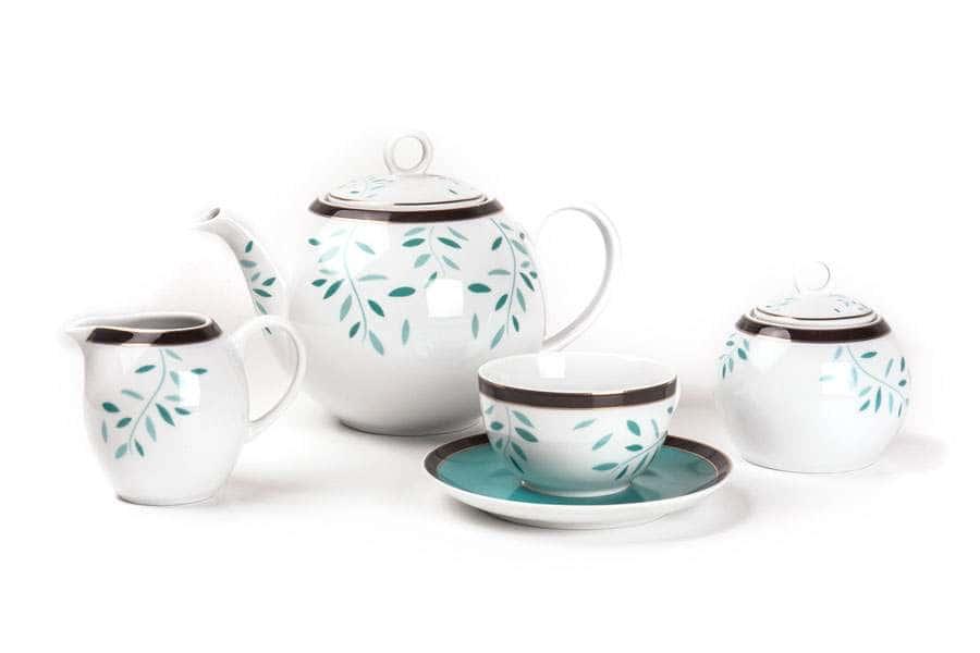 MONALISA 0807 Сервиз чайный 15 предмета Laurette Тунис