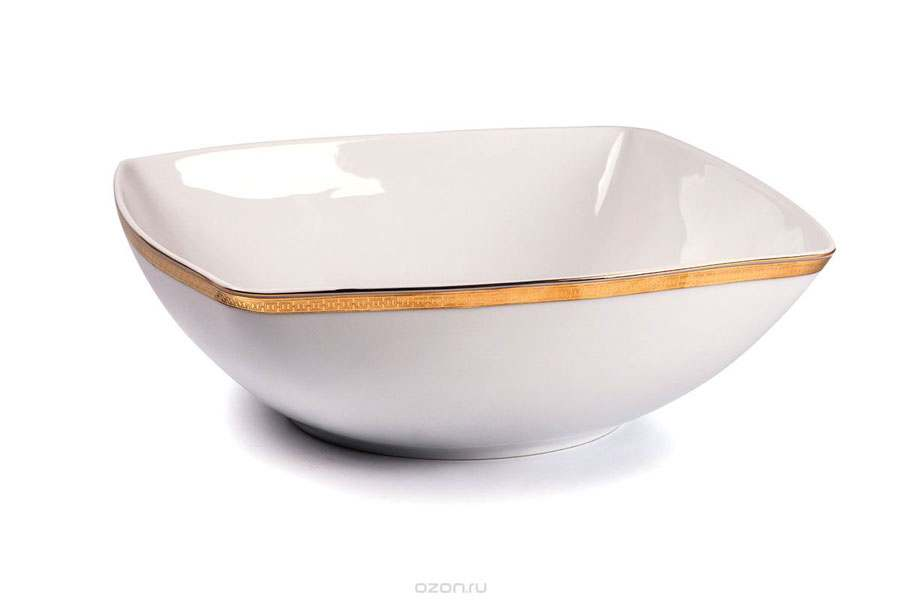 KYOTO 1555 Салатник 25 см  золото  Saint Germain Or Тунис