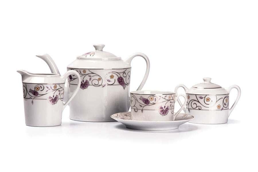 MIMOSA Fleur De Paradis Сервиз чайный 15 предмета Тунис