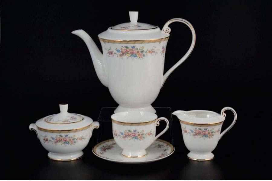 Наслаждение Чайный сервиз Роял Классикс на 6 персон 17 предметов