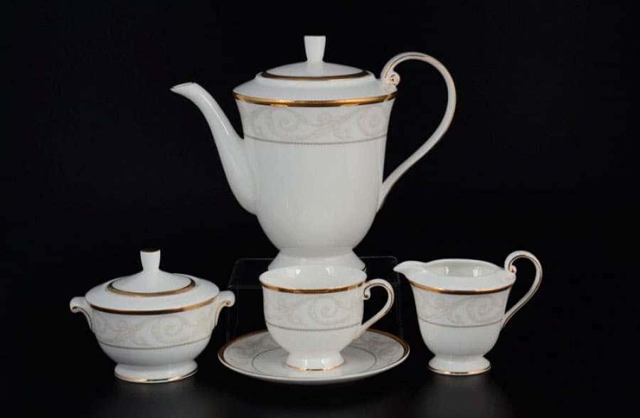 Ноктюрн Чайный сервиз Royal Classics на 6 персон 17 предметов