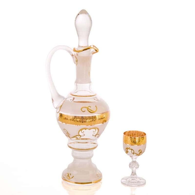 Антик Набор для водки Union Glass на 6 перс.7 пред.