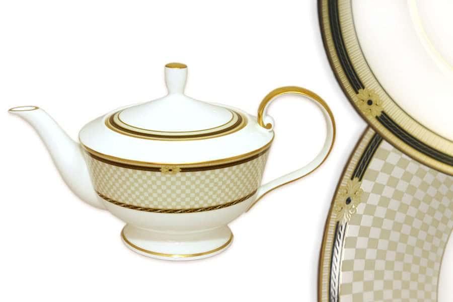 Чайник  с крышкой Виндзор Narumi  Индонезия