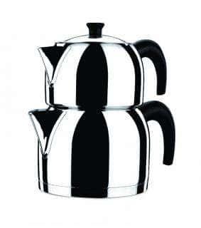 Чайная пара из нержавеющей стали,Orbit Maxi Tea