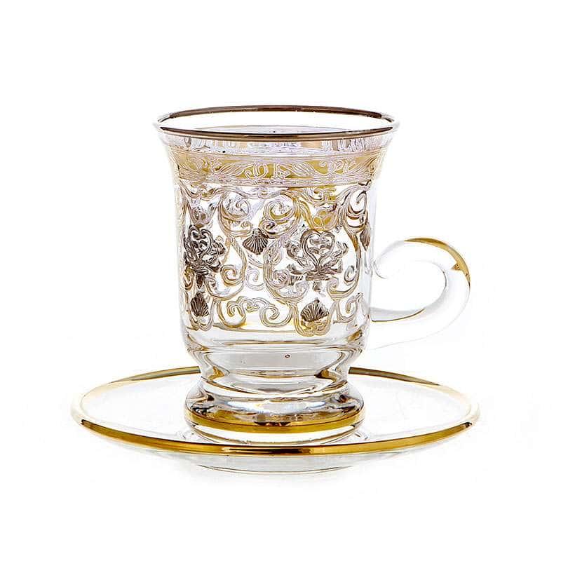 Декотэч Набор для чая 150 мл.на 6 перс.12 пред.
