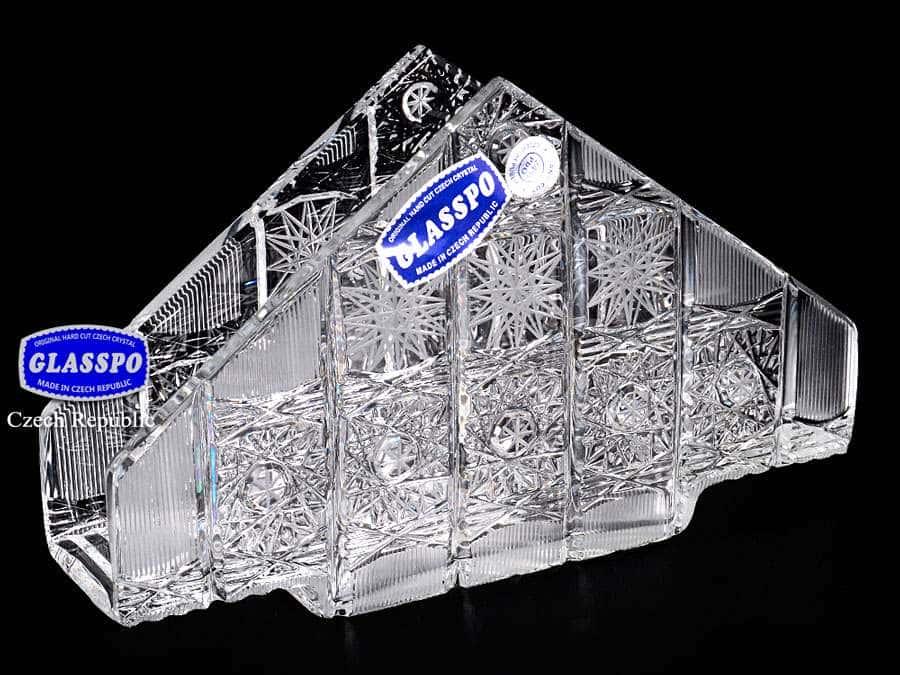 Glasspo Салфетник 17 см из хрусталя