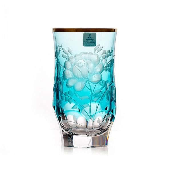 Примерозе Голд Набор стаканов для воды Arnstadt Crystall 300 мл