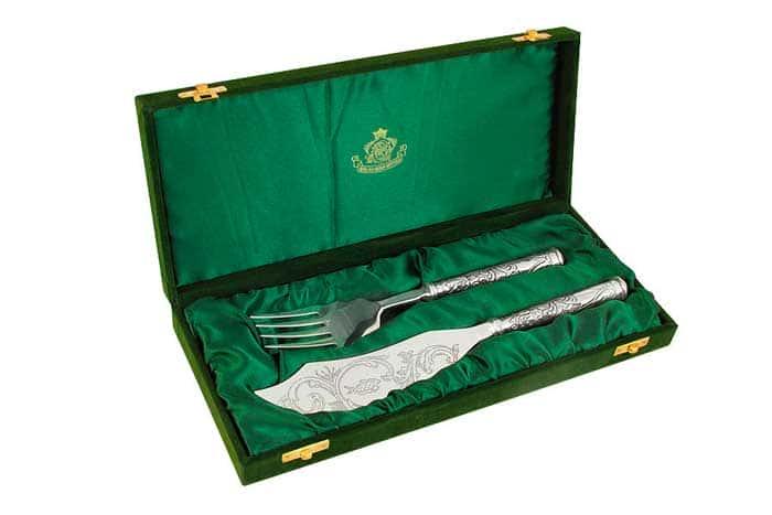 Набор столовый Gamma из 2-х предметов: вилка, нож