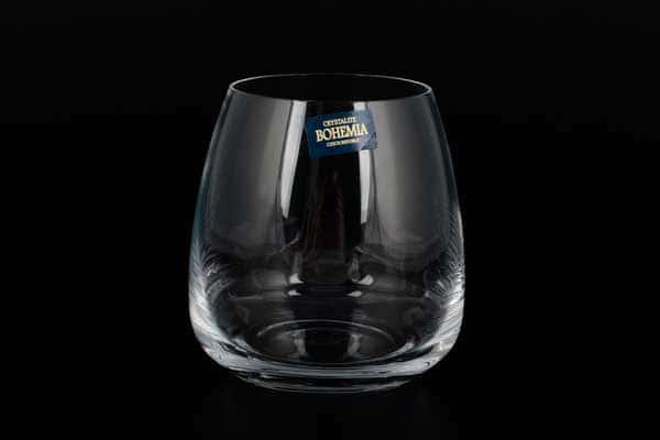 ALIZEE  Набор стаканов для виски Crystalite Bohemia 400 мл
