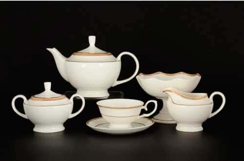 Эйвон Чайный сервиз Royal Classics на 12 персон 30 предметов