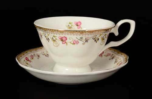 Эйвон Набор чайных пар Royal Classics на 6 персон 12 предметов