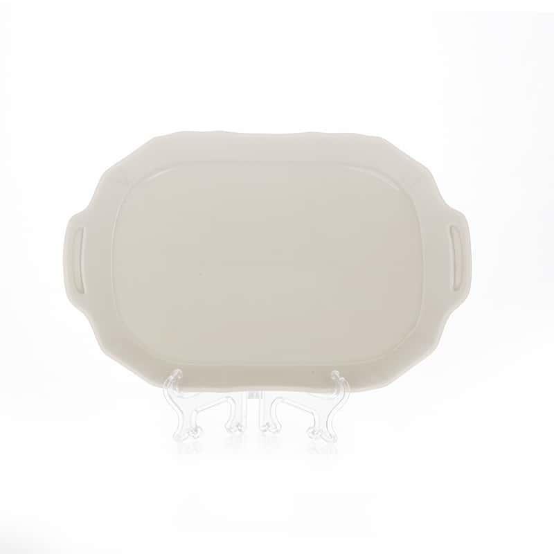 Бернадот Ивори 0011000 Поднос прямоугольный 23 см
