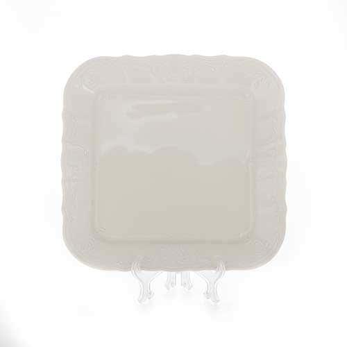 Бернадот Ивори 0011000 Поднос квадратный 26 см