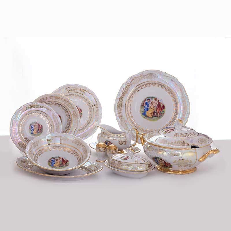 Мадонна Сервиз столовый Bavarian Porcelain на 6 перс. 27 пред.