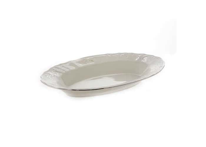 Бернадот Ивори 2021 Блюдо овальное 24 см.