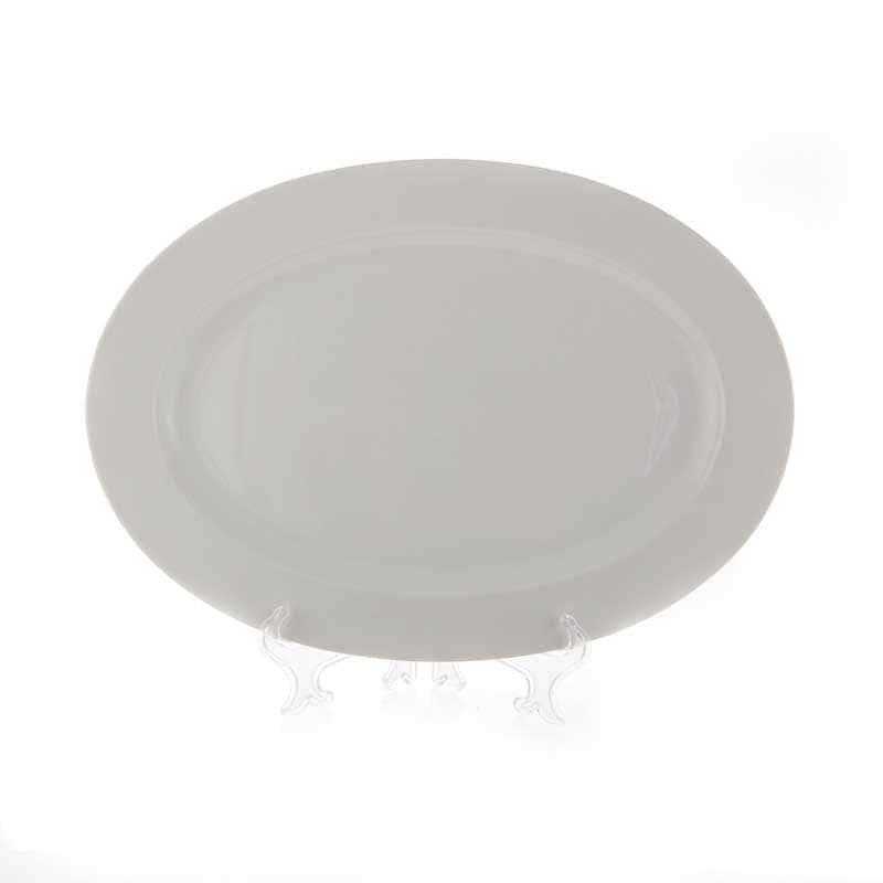 Гамма Блюдо овальное Starorolsky Porcelain